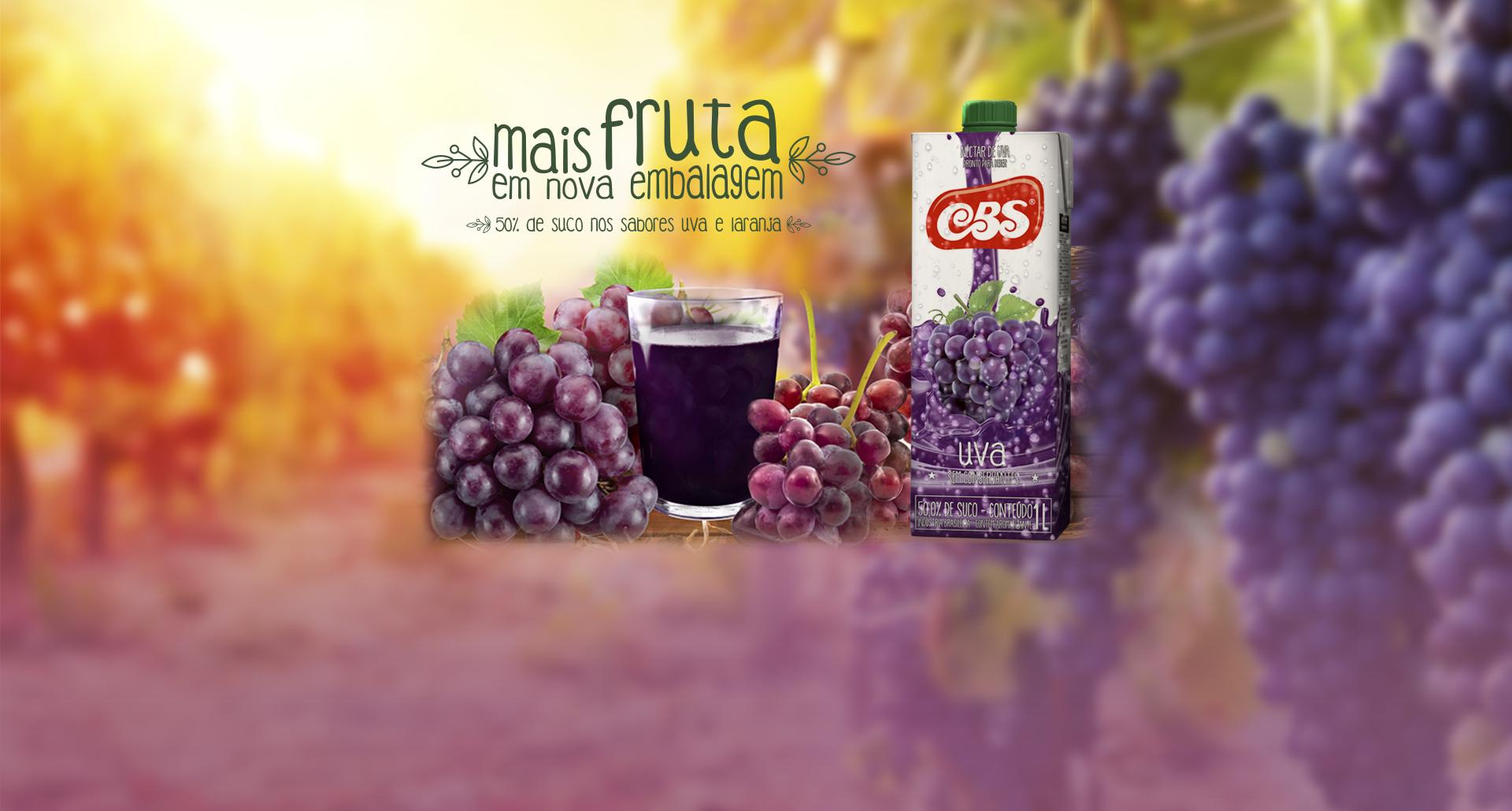 Suco Uva